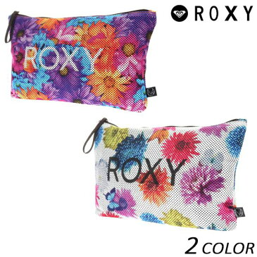 クラッチバッグ ROXY ロキシー M / mika ninagawa コラボレーションモデル ROA182007 FXS E14