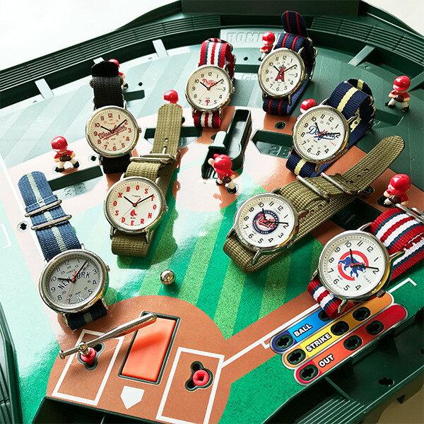 時計 TIMEX タイメックス × MLB TRIBUTE COLLECTION トリビュート・コレクション TW2T54700 Los Angeles Angels 日本限定 FF J17