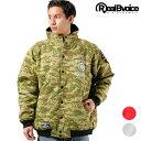 送料無料 メンズ ジャケット Real.B.Voice リアルビーボイス 10051-10139 キルティングジャケット スナップジャケット FF3 K13 MM