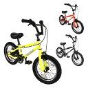 キッズ バイク KIDS BIKE CRANKER KIDS クランカー キッズ 14インチ 自転車 FF K30 MM