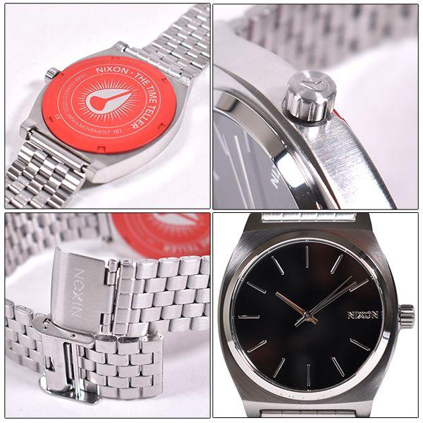 時計 NIXON ニクソン A0453116-00 TIME TELLER タイムテラー FF L12