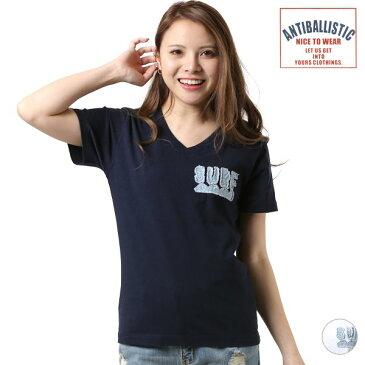 レディース 半袖 Tシャツ ANTIBALLISTIC アンティバルリスティック 192AN2ST034 GG1 D6 MM