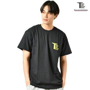 LONG LIVE SOUTH BANK ロングライブサウスバンク PILLAR T-SHIRT メンズ 半袖 Tシャツ LL18T02 GG1 E4