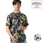 メンズ 半袖Tシャツ ANTIBALLISTIC アンティバルリスティック 192MA1SH001 GG1 E18
