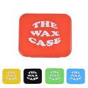 サーフアクセサリー THE WAX CASE ワックスケース WAXコーム付き GX F12