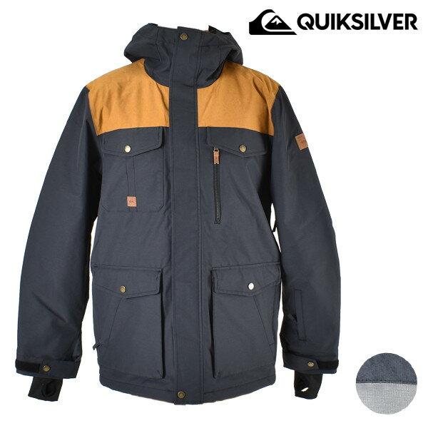 QUIKSILVER(クイックシルバー)『スノーウェアジャケット(EQYTJ03188)』