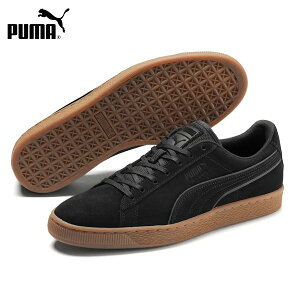 PUMA プーマ Suede Classic WTR スウェード クラシック WTR メンズ シューズ 369885-01 靴 スニーカー GX4 K8