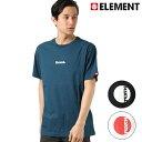 ELEMENT エレメント BA021-222 メンズ 半袖 Tシャツ HX1 C5