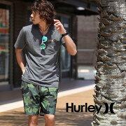 送料無料メンズハイブリッドショートパンツ水陸両用HurleyハーレーMWS0005380EE2D25