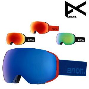 送料無料 スノーボード ゴーグル ANON アノン M2 Goggle + Spare Lens ASIAFIT アジアンフィット 18-19モデル メンズ FF K9