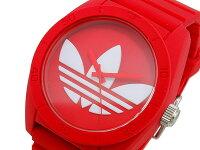 アディダス腕時計メンズADH6168ADIDASサンティアゴクオーツレッド送料き手数料無料