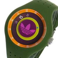 アディダス腕時計ADH3060ADIDASイプスウィッチオリジナルスユニセックスクオーツカーキき手数料無料