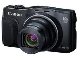 CANON/キヤノン PowerShot SX710 HS (ブラック) コンパクトデジタルカ…