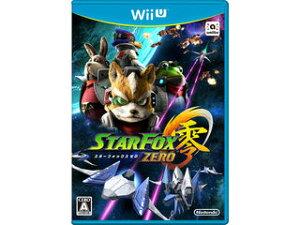 任天堂 スターフォックス ゼロ【Wii U】