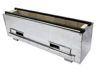 アサヒサンレッド 耐火レンガ木炭コンロ(組立式)NST−7522