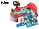 【在庫限り】 ides/アイデス トミカ サーキットトレーラー 乗用玩具 ※電池別売り 【1歳以上】