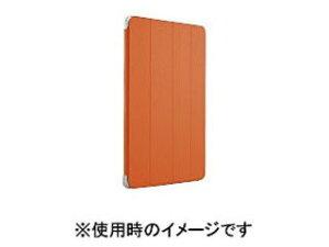 バッファロー iPad Air 2専用 スリムフラップレザーケース オレンジ BSIPD14LSOR 納期にお時間がかかる場合があります