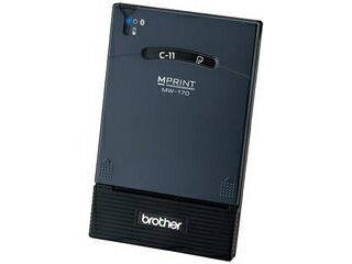 感熱モバイルプリンタ「MW-170」