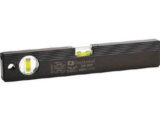 EBISU/エビス エビスダイヤモンド ベーシックレベルブラック 300mm ブラック/グリーン ED30B