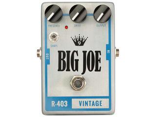 aa592264a391 Big Joe/ビッグジョー R-403 【BIG JOEエフェクター】 VINTAGE オーバードライブ/ディストーション 【BJEFF】  6721919