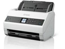 EPSON/エプソン A4シートフィードスキャナー/600dpi/A4片面65枚/分/1.44型LCDパネル搭載/両面同時読取 DS-870