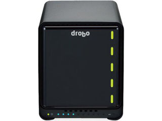 drobo/ドロボ Drobo 5D3 外付けHDDケース(3.5インチ×5bay) Thunderbolt 3×2ポート&USB3.0(Type-C) PDR-5D3 【日本正規代理店品】