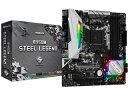 ASRock/アスロック AMD B450搭載MicroATXマザーボード B450M Steel Legend