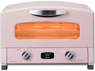 アラジン AET-G13N-P グリル&トースター 4枚焼き(ピンク)