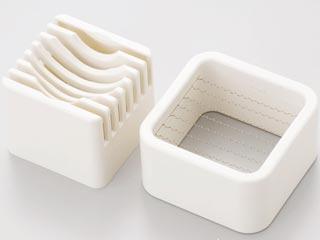 KAWASAKI/川崎合成樹脂CT-060波型たまご切り器