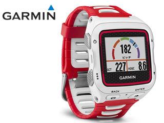 GARMIN/ガーミン 117433 ForeAthlete/フォアアスリート 920XTJ (WhiteRed) 【当社取扱いのガーミン商品はすべて日本正規代理店取扱品です】 Run、Bike、Swimと各種スポーツで使用可能なGPSマルチスポーツウォッチ