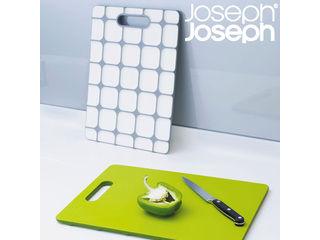 JosephJoseph/ジョゼフジョゼフ 【滑り止め付まな板】 グリップトップ/グリーン 【zakkakagu】