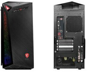 MSI エムエスアイ GeForce RTX 2080 Ti搭載デスクトップPC Infinite X Plus 9SF-289JP