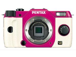 【送料無料】【smtb-u】【nightsale】 PENTAX/ペンタックス PENTAX Q7 ボディキット ピンク/ホ...