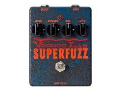 【送料無料】【smtb-u】【nightsale】 VooDoo LAB ファズ SUPER FUZZ(スーパーファズ) 【VOOD...