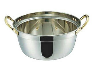 AG クラッド 段付鍋 30cm(5.4L)
