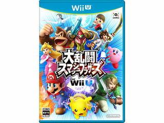 大乱闘スマッシュブラザーズforWiiU【WiiU】