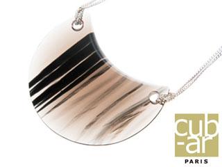 cub-ar/キュバール Grand modele collier(グランド モデル コリエ) ネックレス