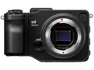 デジタルカメラ, ミラーレス一眼カメラ SIGMA SIGMA sd Quattro