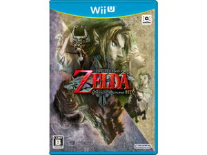 任天堂 ゼルダの伝説 トワイライトプリンセス HD【Wii U】