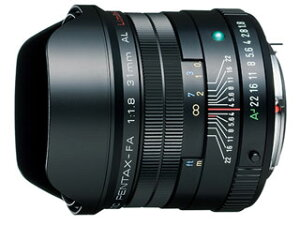 【送料無料】【smtb-u】PENTAX/ペンタックス FA31mmF1.8AL LIMITED (Black) 【送料代引き手数...
