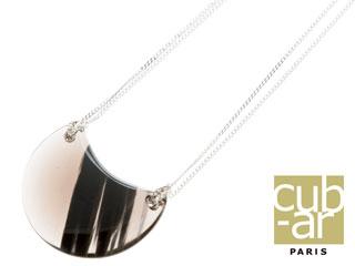 cub-ar/キュバール Petit modele collier(プティット モデル コリエ) ネックレス