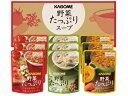 カゴメ 野菜たっぷりスープ SO-30