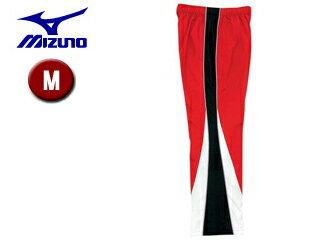 mizuno/ミズノ N2JD7020-69 トレーニングクロスパンツ 【M】 (レッド×ブラック)
