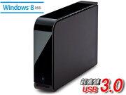 USB3.0�б����դ��ϡ��ɥǥ�����3TB������PCEX2�б�HD-LBV3.0TU3-BKC