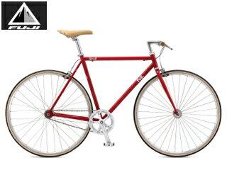 FUJI/フジ STROLL クロスバイク SingleSpeed 【フレーム:52cm】 (Ruby Red) メーカー直送品のため【単品購入のみ】【クレジット決済のみ】 【北海道・沖縄・離島】【日時指定】商品になります。 定番の仲間入りを果たしたシングルスピード「ストロール」【当店はFUJI日本正規登録店です】