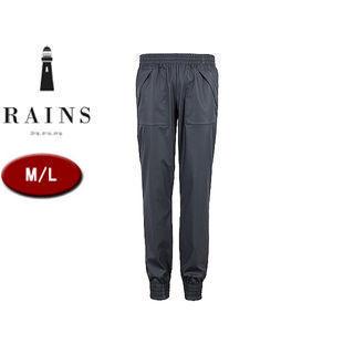 RAINS/レインズ トレイルパンツ レインパンツ  (ブルー) 防水 撥水 レインコート 雨 雪 男女兼用 雨具 合羽