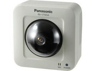 Panasonic/パナソニック ネットワークカメラ 屋内タイプ BB-ST165A 【ペット監視や防犯カメラにもおすすめ】