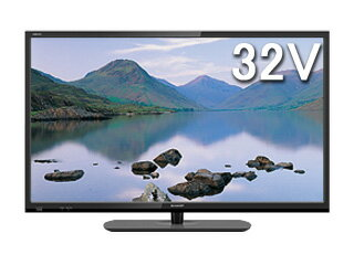 LC-32H30AQUOS/アクオス32V型液晶テレビ