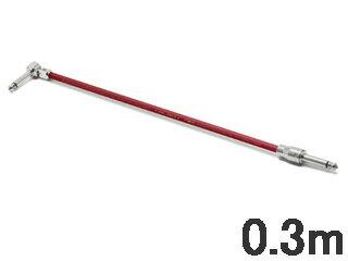 オヤイデ QAC-222G パッチケーブル L-S 0.3m (1本)
