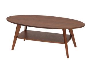 CREPE(クレープ)リビングテーブルWLT-2140ダークブラウン